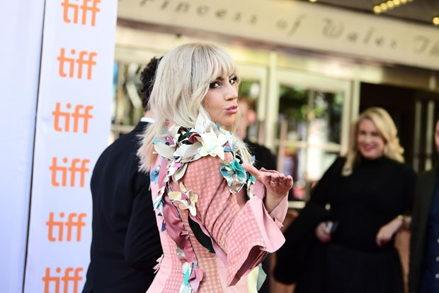 "TORONTO, ON - SEPTEMBER 08:  Lady Gaga attends The World Premiere of ""Gaga: Five Foot Two"" during The Toronto International Film Festival at Princess of Wales Theatre on September 8, 2017 in Toronto, Canada.  (Photo by Emma McIntyre/Getty Images for Netfl (Foto: Getty Images for Netflix)"