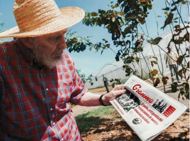 fidel castro 1 (Foto: Alex Castro, Cubadebate/AP)