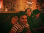 Após show, Ivete Sangalo tem jantar romântico com o marido em Nova York