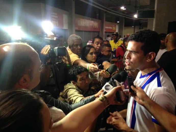 Marcelo Sant'Ana (Foto: Divulgação / EC Bahia)