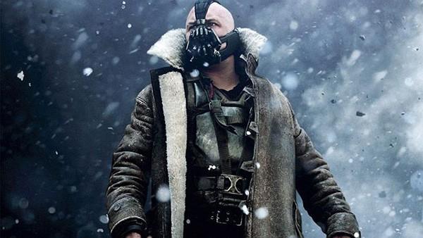 Tom Hardy em 'Batman: O Cavaleiro das Trevas Ressurge' (2012) (Foto: Divulgação)