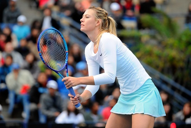 Maria Sharapova (Foto: Getty Images)