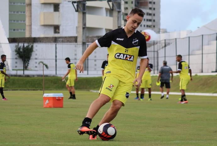 ABC - Marquinhos, lateral-esquerdo (Foto: Andrei Torres/ABC)