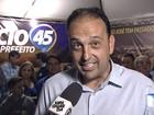 Felício Ramuth, do PSDB, é eleito prefeito de São José dos Campos
