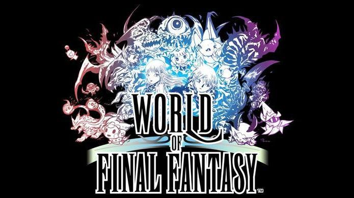 World of Final Fantasy homenageia a história da série (Foto: Reprodução / Thomas Schulze)