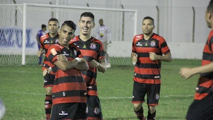 Atlético-PB, Campinense, Campeonato Paraibano 2015 (Foto: João Fábio / GloboEsporte.com/pb)
