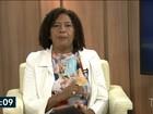 Rose Sales, Zeluís Lago e Cláudia Durans são entrevistados TV Mirante