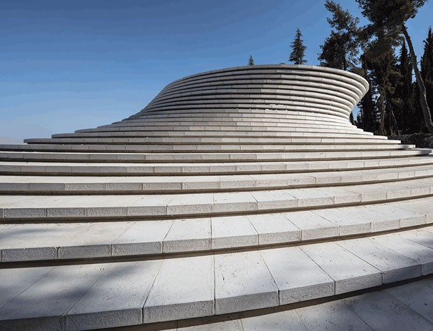 Israel ganha memorial em homenagem a soldados mortos (Foto:  Amit Giron?Divulgação)