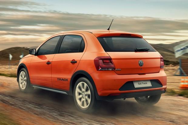 Volkswagen Gol 1.0 Track (Foto: Divulgação)