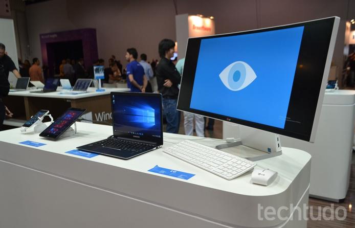 Microsoft Insights (Foto: Melissa Cruz/TechTudo)