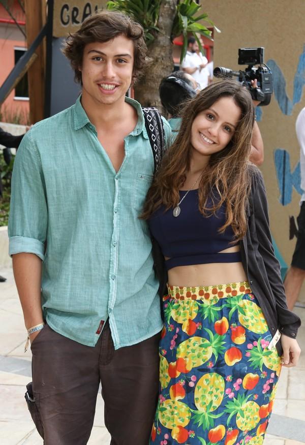 Francisco Vitti vai com Amanda de Godoi a gravação de DVD sertanejo