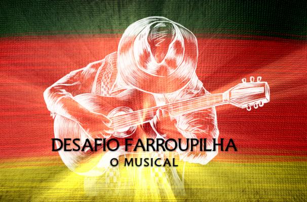 Desafio Farroupilha, o Musical (Foto: Divulgação/RBS TV)