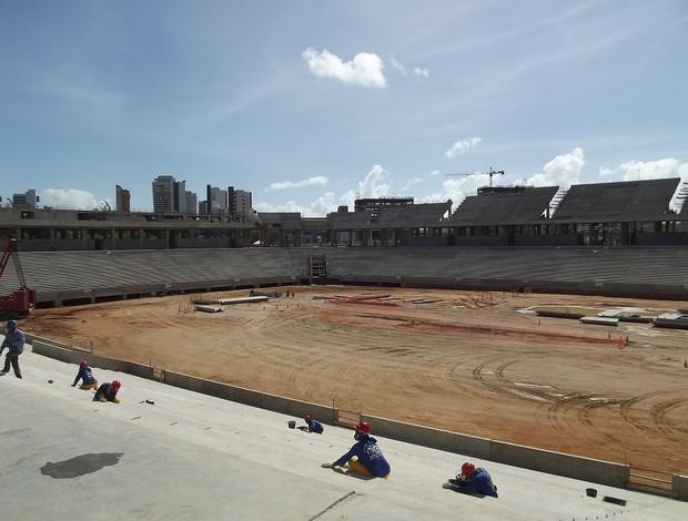 Arena das Dunas, em Natal (Foto: Jocaff Souza)