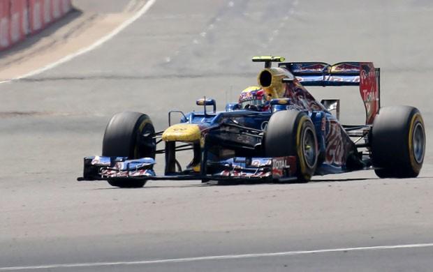 Mark Webber F1 GP Silverstone (Foto: EFE)