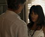 Marcello Novaes e Gloria Pires em cena de 'O outro lado do paraíso'   Reprodução