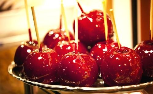 Receita de maçã do amor para Festa Junina