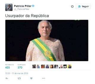 Patricia Pillar (Foto: Reprodução)