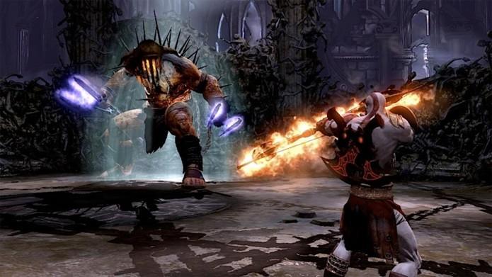 God of War 3 Remastered (Foto: Divulgação)