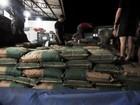 Operação apreende 7 toneladas de semente e veículos na fronteira de MT