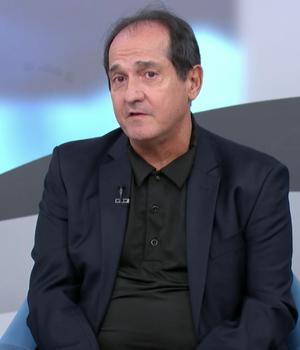 Muricy Ramalho, comentarista do SporTV (Foto: Reprodução SporTV)