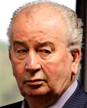 Julio Grondona presidente da AFA (Foto: Reuters)
