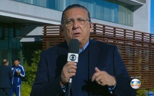 Galvão Bueno pede mudanças (Foto: TV Globo)