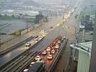 Cuiabá deve permanecer com chuva e clima ameno até sexta-feira