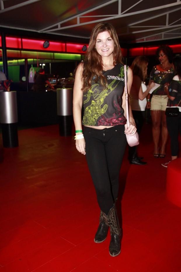 Cristiana Oliveira (Foto: Isac Luz / EGO)