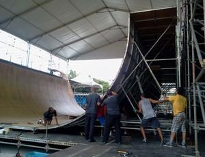Maresia Vert Jam skate (Foto: Divulgação)
