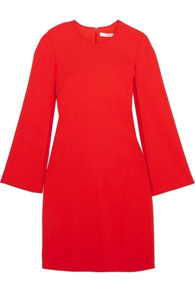 Vestido de crepe de seda usado por Melania é da Givenchy e não sai por menos de R$ 6.532 (Foto: Reprodução)