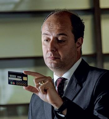 Jatobá, da Visa: novas formas  de utilização  dos cartões (Foto: Claudio Belli)