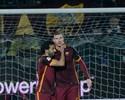 Com 2 gols em menos de 2 minutos, Roma vence Carpi e escapa de zebra