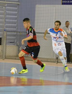 Grêmio Mogiano X Guaratinguetá Liga Paulista (Foto: Bruno Rocha)