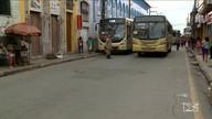 Ônibus quebra e causa engarrafamento em São Luís