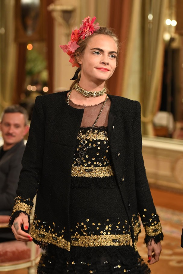 Chanel Collection des Metiers d'Art 2016/17 (Foto: Pascal Le Segretain/ Getty Images)