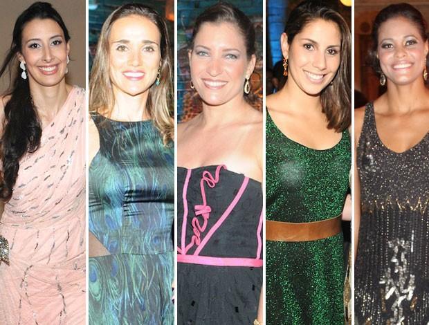 Montagem, as mais belas do Prêmio Brasil Olímpico (Foto: Editoria de Arte / Globoesporte.com)