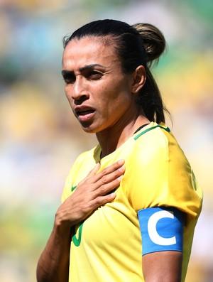 Marta Brasil x  Suecia futebol feminino