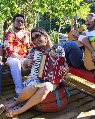 Réveillon das Cores (Foto: Chiquinho Nim/Divulgação)