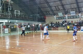 Copa TV TEM de Futsal Tatuí x São Miguel Arcanjo (Foto: Pedro Souza)