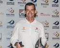 Bicampeão olímpico, Torben Grael recebe troféu do Hall da Fama de Vela