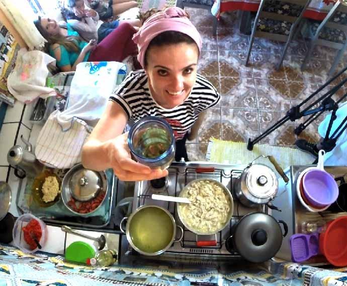 Aprenda receita de um delicioso Risoto de Cogumelo (Foto: Reprodução/RPC)