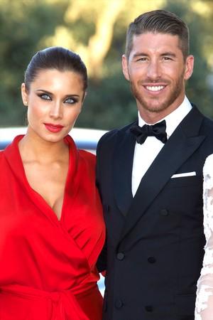 Irmã de Sergio Ramos se casa na Espanha (Foto: Splash News/AKM-GSI)