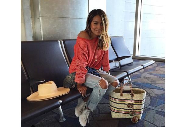 Juliana é craque em montar looks confy and estilosos! (Foto: Instagram)