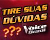 Leia o FAQ e tire suas dúvidas na hora de fazer a inscrição! (The Voice Brasil/TV Globo)