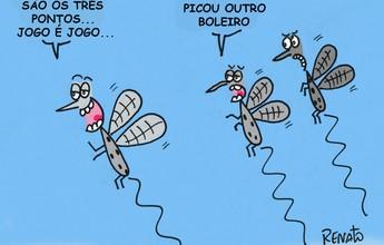 BLOG: Cuidado com a dengue...