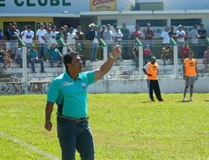 China técnico do Votuporanguense (Foto: Marcos Lavezo/Globoesporte.com)