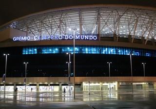 Grêmio x Criciúma Arena Grêmio Copa do Brasil Arena do Grêmio (Foto: Eduardo Moura/GloboEsporte.com)