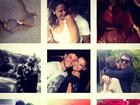 Milena Toscano posta montagem de fotos e se declara para o namorado