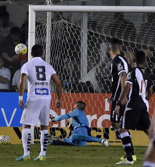 apagões (Ivan Storti / Divulgação Santos FC)