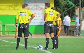 Definida arbitragem das partidas de ida das semifinais da Copa FMF Sub-21